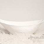 Newborn Photography bump cast